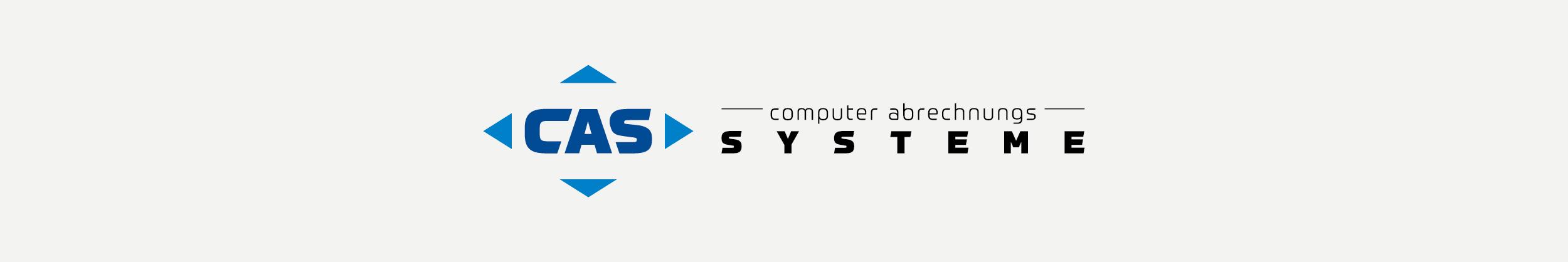 CAS Computer-Abrechnungs-Systeme GmbH LOGO