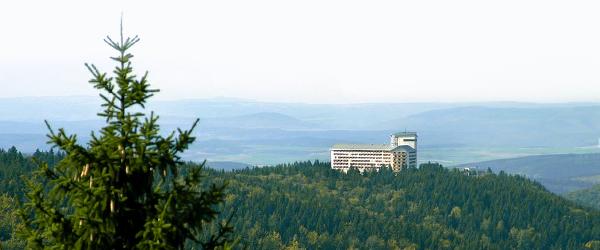 CAS-Event im Thüringer Wald - Ringberghotel